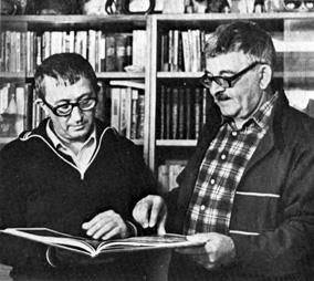 Strugatsky, BorisStrugatsky, Boris | Alt 1