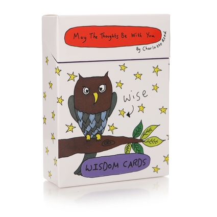 May the Thoughts Be With You: Wisdom Cards