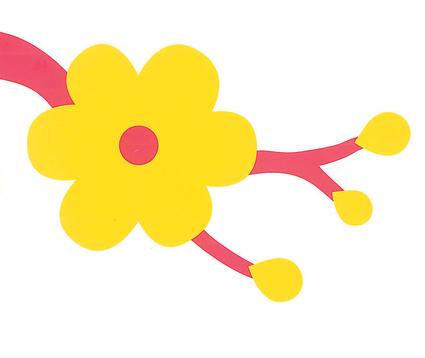 David Carter Pop-Ups: Blossom White
