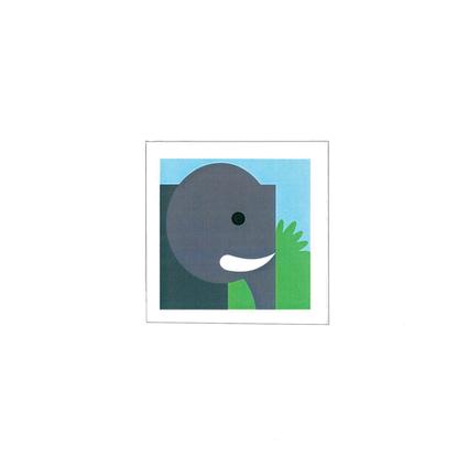 Animal Pop-Up Card: Elephant