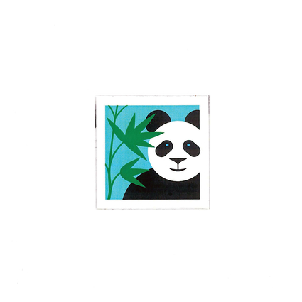 Animal Pop-Up Card: Panda