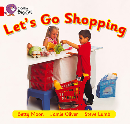 Let's Go Shopping Workbook