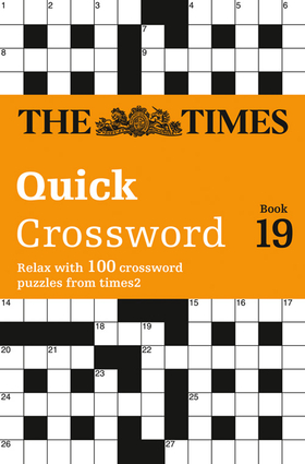 The Times 2 Crossword Book 19