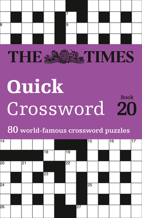 The Times Quick Crossword Book 20