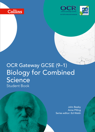 Collins GCSE Science – OCR Gateway GCSE (9-1) Biology for Combined Science