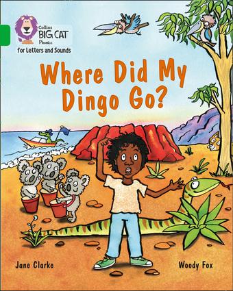 Where Did My Dingo Go?