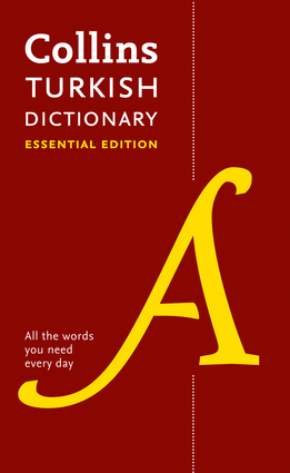 Collins Turkish Dictionary: Essential Edition