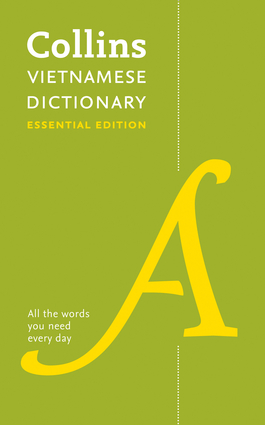 Collins Vietnamese Dictionary: Essential Edition
