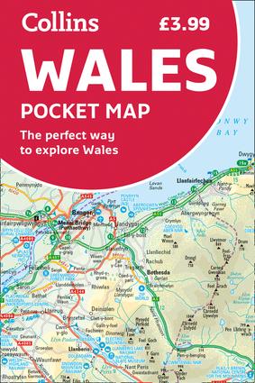 Wales Pocket Map