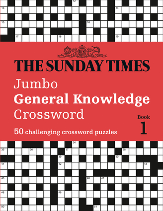 The Sunday Times Jumbo General Knowledge Crossword