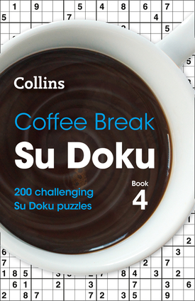 Coffee Break Su Doku Book 4