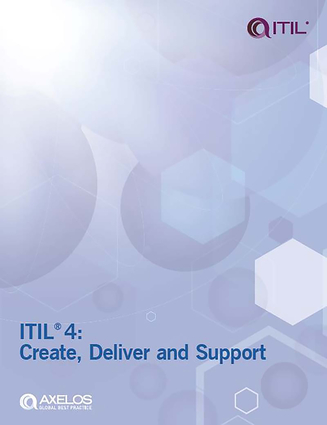 ITIL 4: Create, Deliver and Support