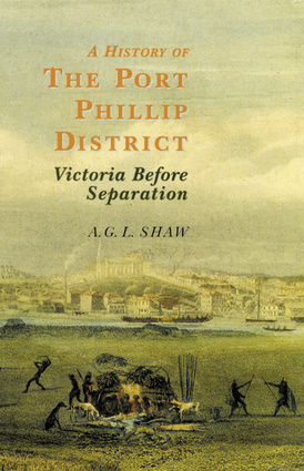 A History of Port Phillip District