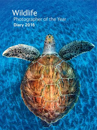 Wildlife Photographer of the Year Pocket Diary 2016