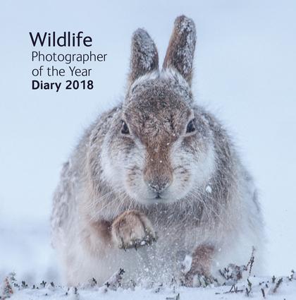 Wildlife Photographer of the Year Pocket Diary 2018
