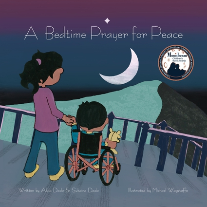 A Bedtime Prayer for Peace