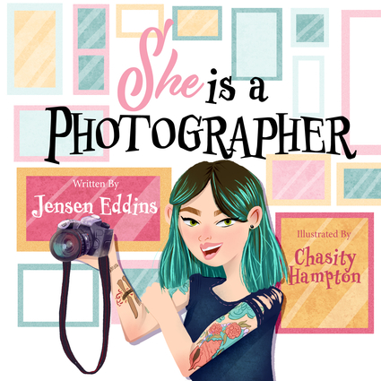 She Is a Photographer