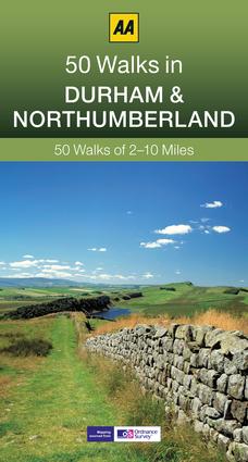 50 Walks in Durham & Northumberland