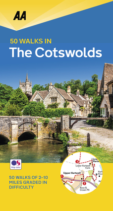 50 Walks in Cotswolds