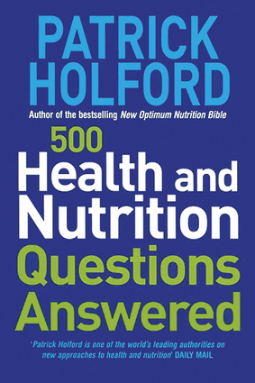 500 Health and Nutrition Questions Answered
