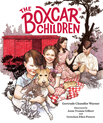 The Boxcar Children Fully Illustrated Edition