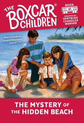 The Mystery of the Hidden Beach