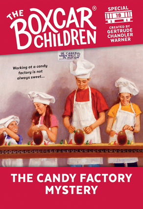 The Candy Factory Mystery
