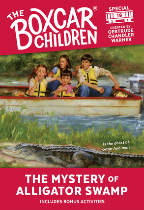 The Mystery at Alligator Swamp