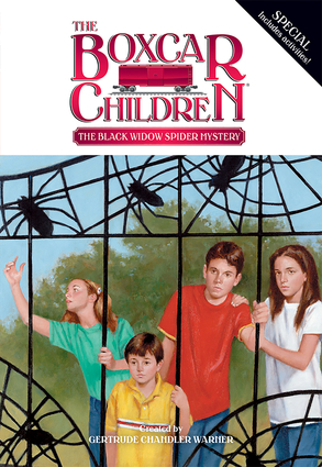The Black Widow Spider Mystery
