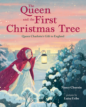 The Queen and the First Christmas Tree