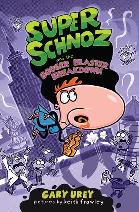 Super Schnoz and the Booger Blaster Breakdown