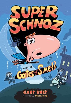 Super Schnoz and the Gates of Smell