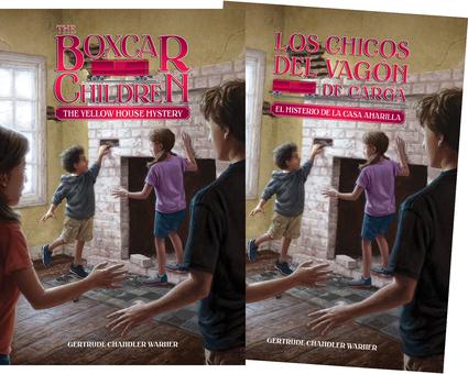 The Yellow House Mystery (Spanish/English set)