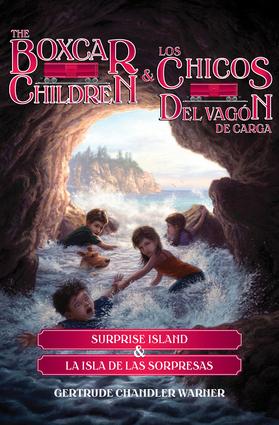 Surprise Island (Spanish/English set)