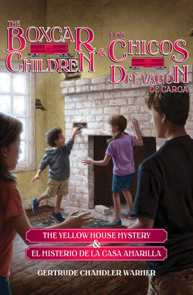 The Yellow House Mystery (Spanish/English set)