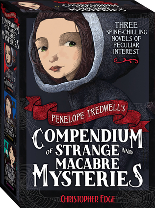 The Penelope Tredwell Mysteries Boxed Set #1-3