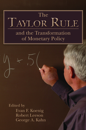 The Taylor Rule and the Transformation of Monetary Policy