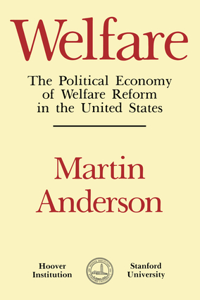 welfare reform essays