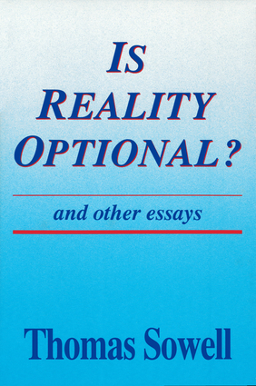 Is Reality Optional?