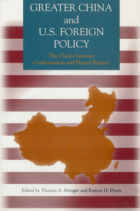 Greater China and U.S. Foreign Policy