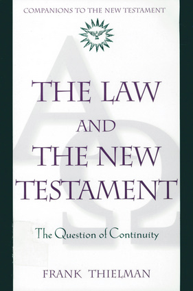 The Law and the New Testament