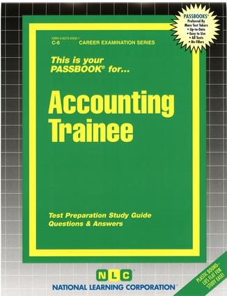 Accounting Trainee