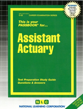 Assistant Actuary