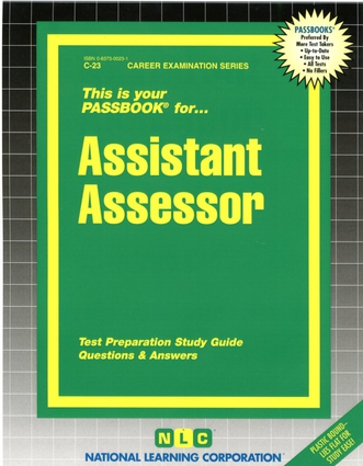 Assistant Assessor