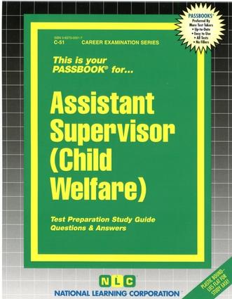 Assistant Supervisor (Child Welfare)