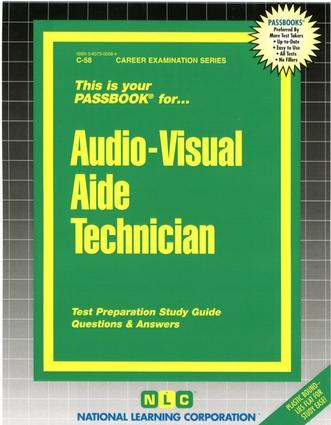 Audio-Visual Aide Technician