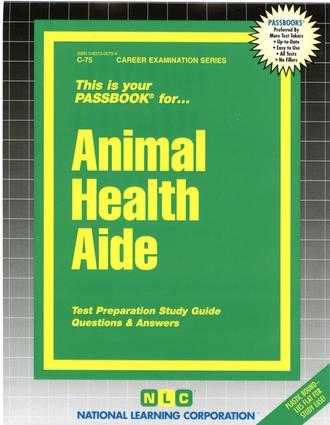 Animal Health Aide