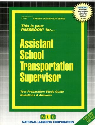 Assistant School Transportation Supervisor