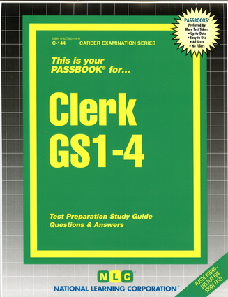 Clerk GS1-4