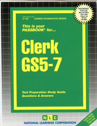 Clerk GS5-7